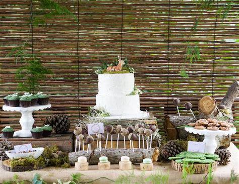 Kara's Party Ideas Boho Enchanted Forest Birthday Party