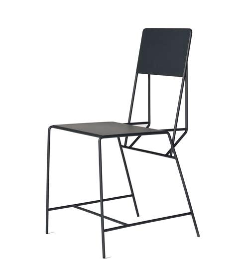 stoel staal zwart hensen stoel van new duivendrecht kopen bestel online bij