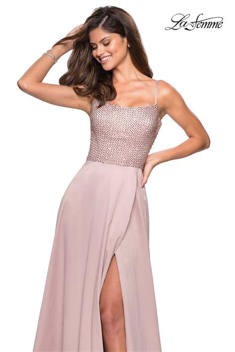 La Femme prom dresses 2021 - prom dresses Style #27293 ...