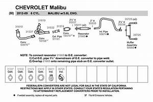 For Chevy Malibu 08