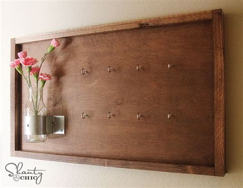 diy key holder ideas hative