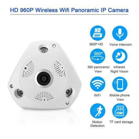 camera panoramic angle lens vision wide ip night hd