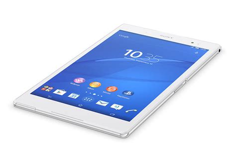 IFA'14 : Sony dévoile sa tablette Xperia Z3 Tablet Compact