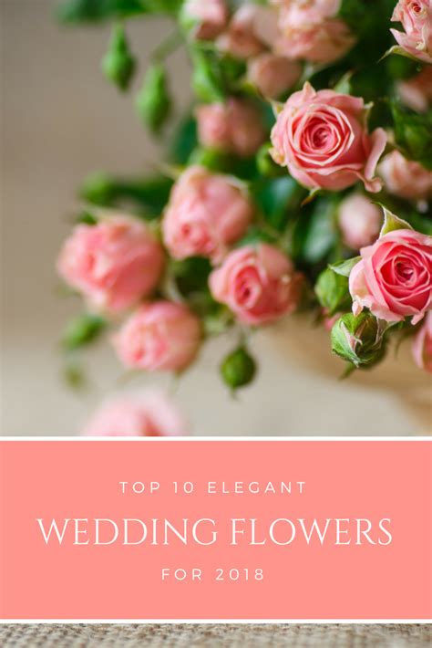 2018 wedding trends diy wedding flowers how to buy make
