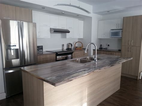 comptoir pour cuisine prix pour installation fabrication de comptoir sur