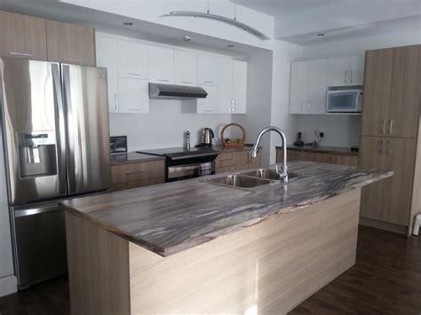 peinturer un comptoir de cuisine prix pour installation fabrication de comptoir sur