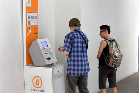 Vancouver, canada is now home to a bitcoin atm machine, which scans a qr code on cell phones and hand out cash. Bitcoin atm singapore location 2020