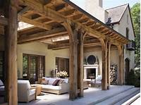 magnificent covered patio design ideas Magnificent Covered Patio Designs For Memorable Spring And ...