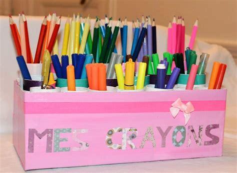 diy pot 224 crayons bricolage enfant