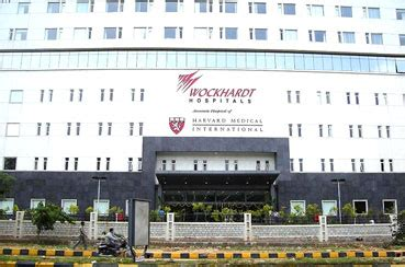 Wockhardt Hospital & Heart Institute  Marine Lines