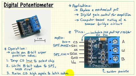 Myrio Digital Potentiometer Youtube