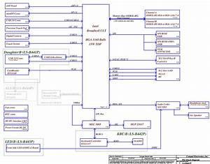 Dell Xps 13 9343 Schematic Zaz00 La