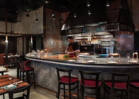 diseno de cocinas  restaurantes integracion en el