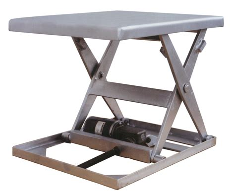 Mini Scissors Lift Tables