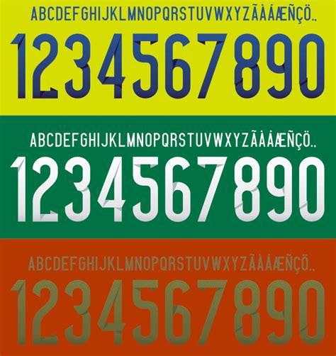 font vector alemanha adidas 2014 font dise 241 os vectores y m 225 s adidas 2014 world cup font