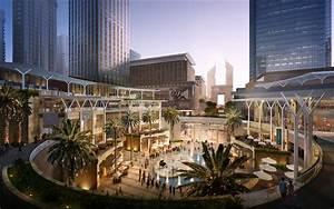 Business Project Plan Dubai International Financial Center Architect Magazine