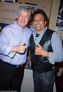 Chips Co Stars Erik Estrada And Larry Wilcox Reunited At
