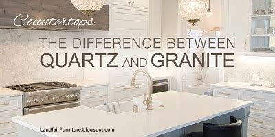 Price Difference Between Quartz And Granite Countertops by Landfair On Furniture