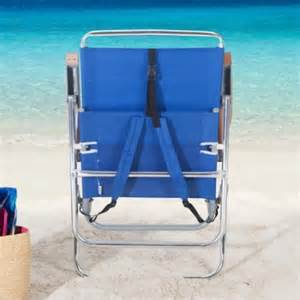 rio blue hi boy backpack beach chair with cooler walmart com