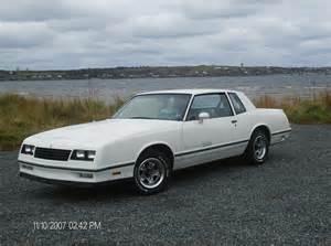 1983 Chevrolet Monte Carlo SS