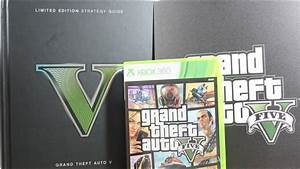 Gta V Limited Edition Strategy Guide - First Look