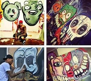 Chris Brown Graffiti Artwork | Chris Brown Graffiti ...
