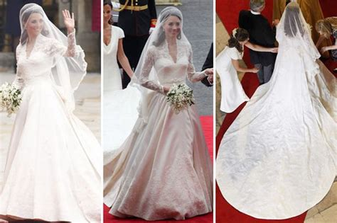 Kates Wedding Dress : Kate Middleton Wedding Dress Designer Sarah Burton