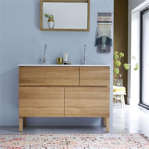 armoire chambre bois meuble en chne et vasques cramique easy duo vente meubles
