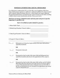 new form for temporary medical power of attorney form With temporary power of attorney template