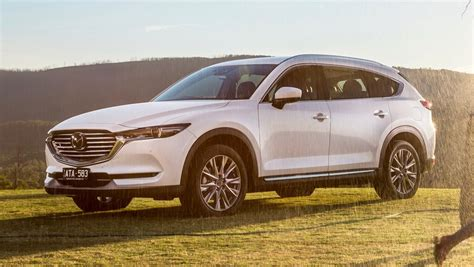 Malaysia model with options shown. 2019 Mazda CX-8 Asaki Review | Practical Motoring