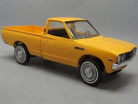 1975 Datsun Truck mpc 1975 datsun truck kit news reviews model