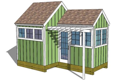 mk gambrel shed plans 12x24