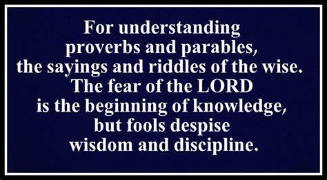 Proverbios en Ingles Dios Es Bueno