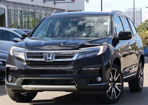 2020 Honda Pilot 2020 honda pilot ex l release date price redesign 2019