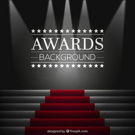 elegant awards background  vector