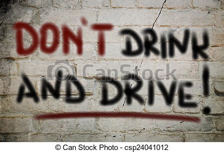Stock Photography Of Don't Drink And Drive Concept