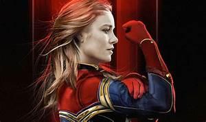 Captain Marvel trailer release date: Star posts major ...