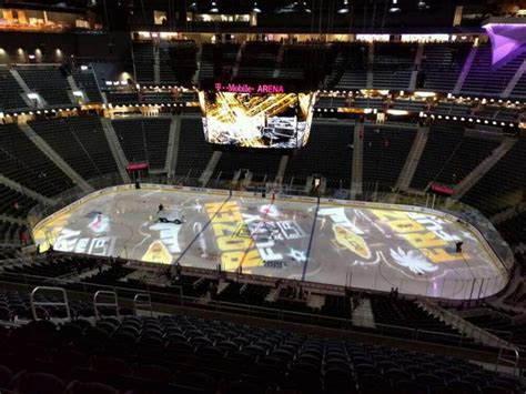 mobile arena section  row  seat  los angeles kings  colorado avalanche shared