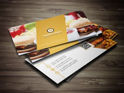 Simple Restaurant Business Card By Shohag4y Apec Business Card Renewal Nz Nfc Manufacturer Organizer Target Origami Holder Diy Desktop Semi-automatic Name Cutter Career Networking Online Wix Amazon