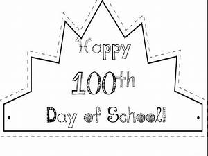 117 best images about 50th and 100th day on pinterest With 100th day of school crown template