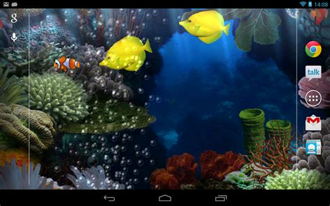 3d Animated Live Wallpaper - aquarium live wallpaper windows 10 wallpapersafari