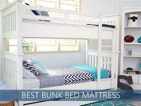 best mattress for bunk beds what s the best bunk bed mattress top 5 picks reviews