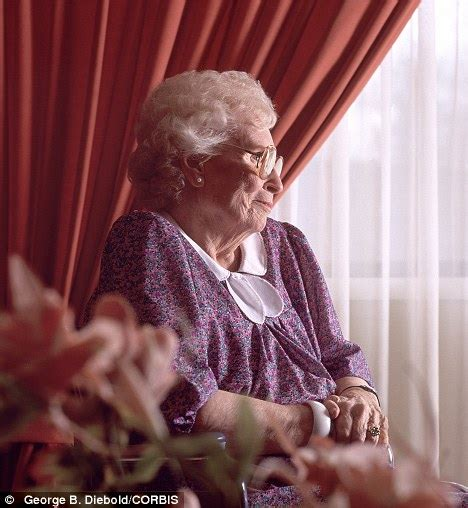 christmas elderly 250 000 elderly who 191 ll be spending their alone daily mail