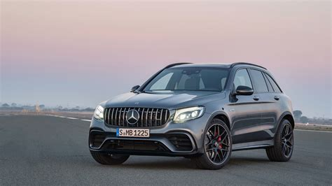 2018 Mercedesbenz Glc63 S Amg Wallpapers & Hd Images
