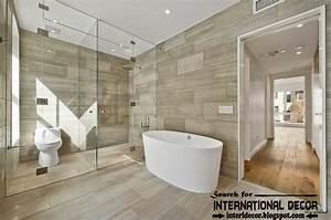 latest beautiful bathroom tile designs ideas 2017 With carrelage adhesif salle de bain avec led light strips for homes