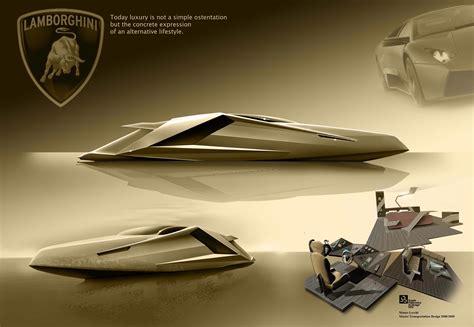 lamborghini concept lamborghini concept yacht dream machine for all lambo