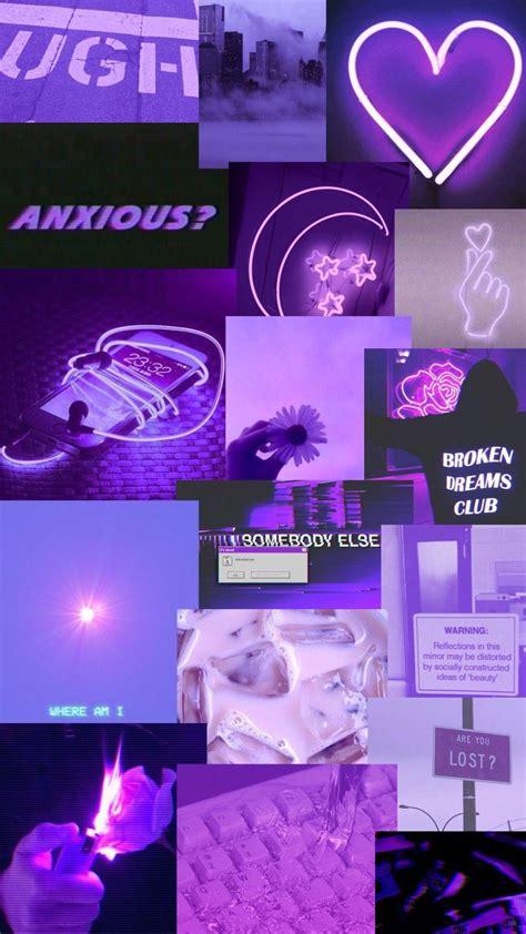 trippy aesthetic purple wallpapers
