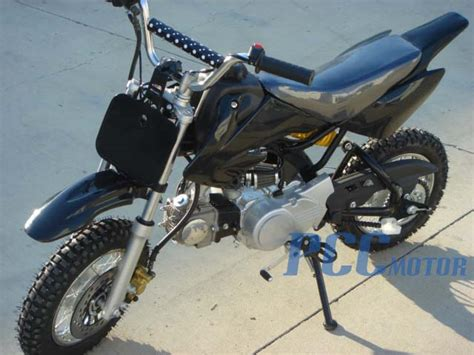 Black Plastic Kit Honda Crf Sdg