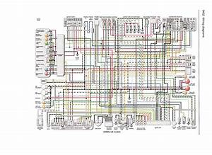 Kawasaki Ninja Wiring Diagrams Complete Car Engine Scheme
