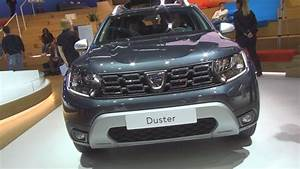 Dacia Duster Prestige 2018 : dacia duster prestige dci 110 4x2 edc 80 2018 exterior and interior youtube ~ Medecine-chirurgie-esthetiques.com Avis de Voitures